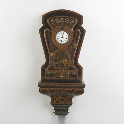 Wright-Wall clock