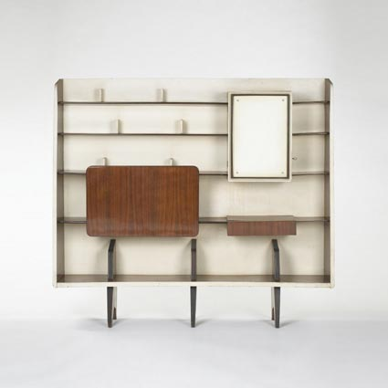 Bookcase by Wright