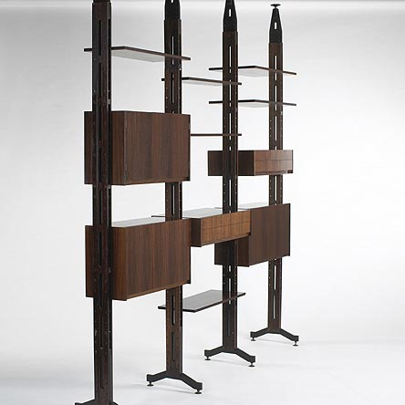 Wright-Shelving unit