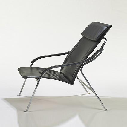 Fourline lounge chair