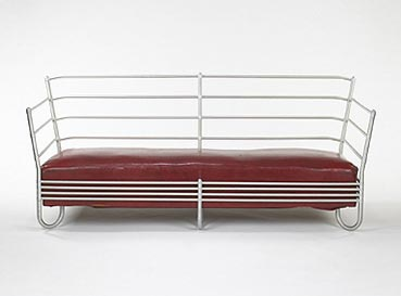 Club Lounge sofa, model 909