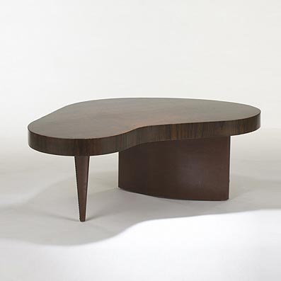 Paldao coffee table, model 4186 by Wright