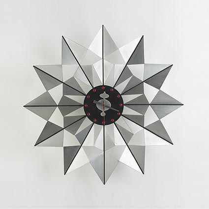 Flock of Butterflies clock, model no. 22