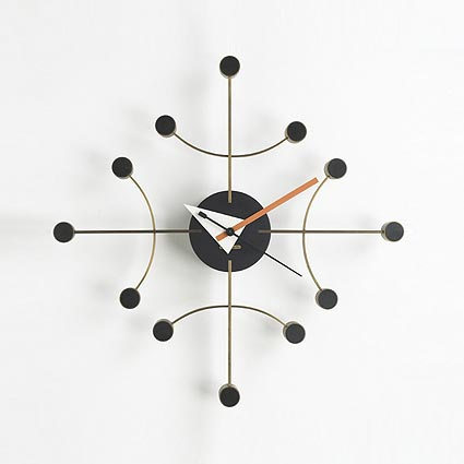 Wall clock, model 2237 by Wright