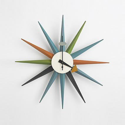 Spike clock, no. 2202 by Wright