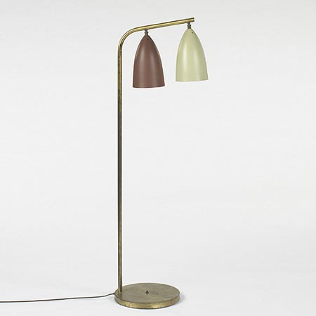 Floor lamp di Wright
