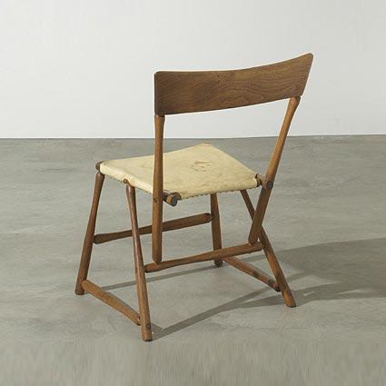 Hammer Handle chair