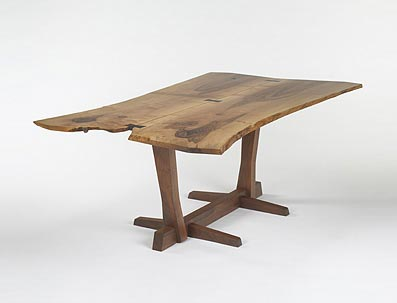 Conoid dining table