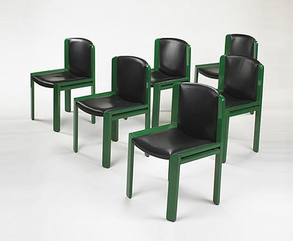 Modello 300 dining chairs (6)