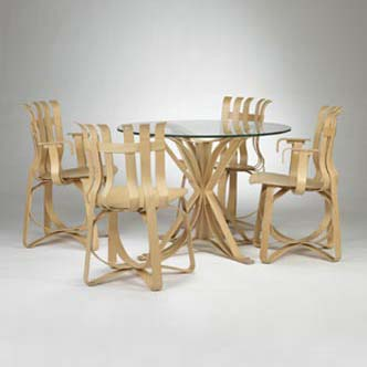 Hat Trick dining set