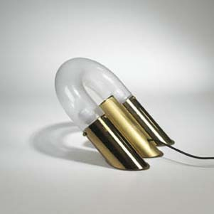 Desk lamp by Wright
