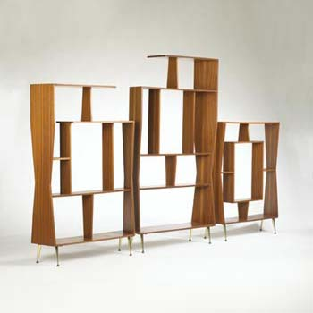 Room divider, set of three