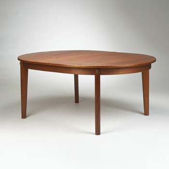 Wright-Dining table