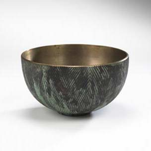 Fluted-Style bowl