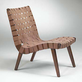 654L side chair by Wright