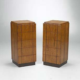 Cabinets, pair
