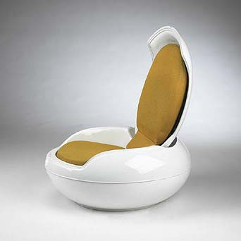 Garden Egg lounge chair
