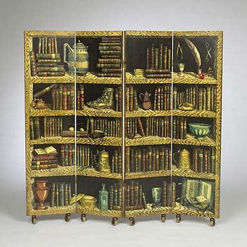 Folding screen by Wright