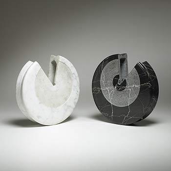 Vases, pair