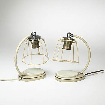 Task lights, pair