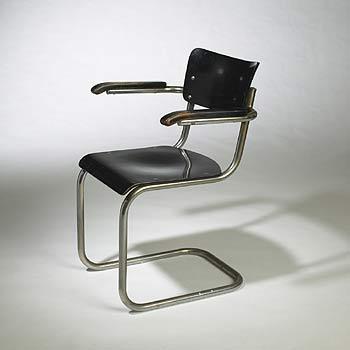 Armchair, model B263