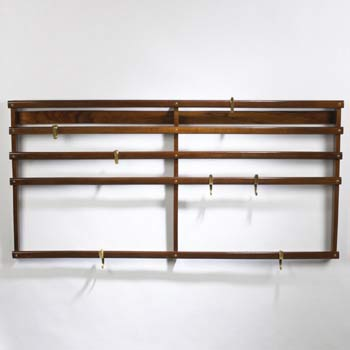 Coat rack by Wright