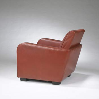 Club chair by Wright