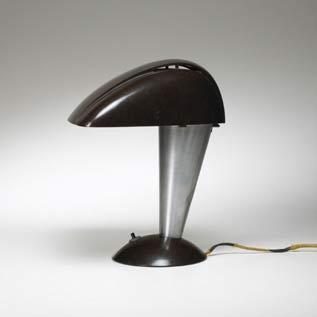 Wright-Polaroid desk lamp, model no.114