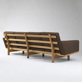 Sofa, model GE236/4 by Wright
