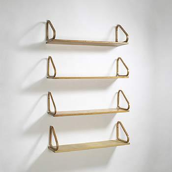 Bookshelves, model 112