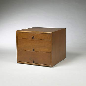 Cabinet for the Organic Design Exhibitio