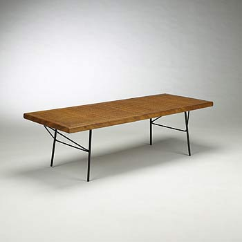 Cane bench, model no.5291