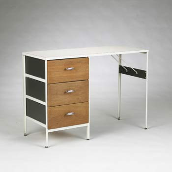 Steelframe desk, model no.4111