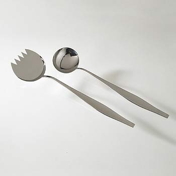 Leisure Line salad servers