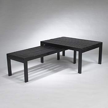 Tables, pair