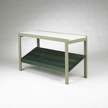 Library table, model 600-25-93