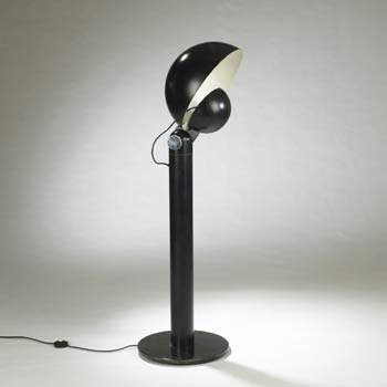 Tenagli floor lamp