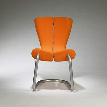 Komed chair by Wright