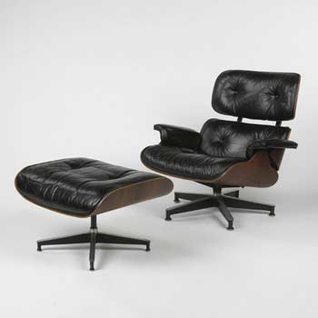 670 lounge chair/ottoman