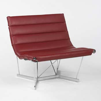Catenary lounge chair