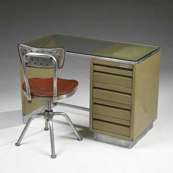 Montecatini office desk/chair