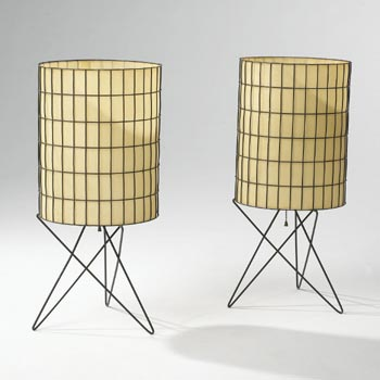 Wright-Table lamps