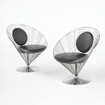 Cone chairs model V-8800