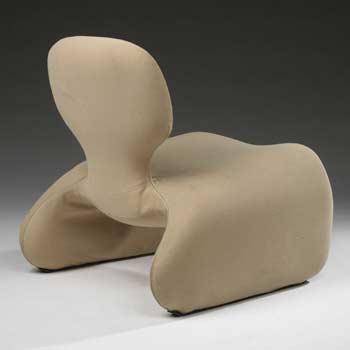 Wright-Djinn lounge chair