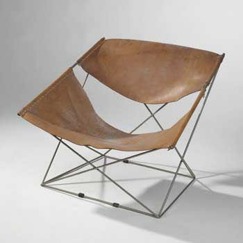 F 675 Butterfly Chair