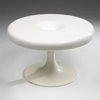 Kantarelli table