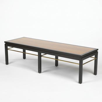 Coffee table by Wright