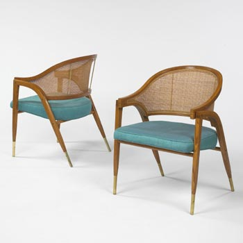Lounge chairs, model 5480