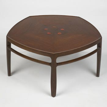 Janus coffee table by Wright