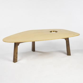 Coffee table, model 5307 by Wright